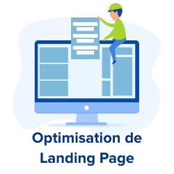 optimisation de landing page