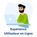 expérience utilisateur en ligne