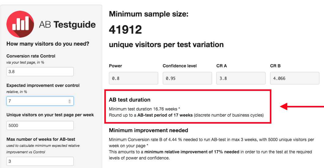 ab test guide 2 optimiser un site a faible trafic