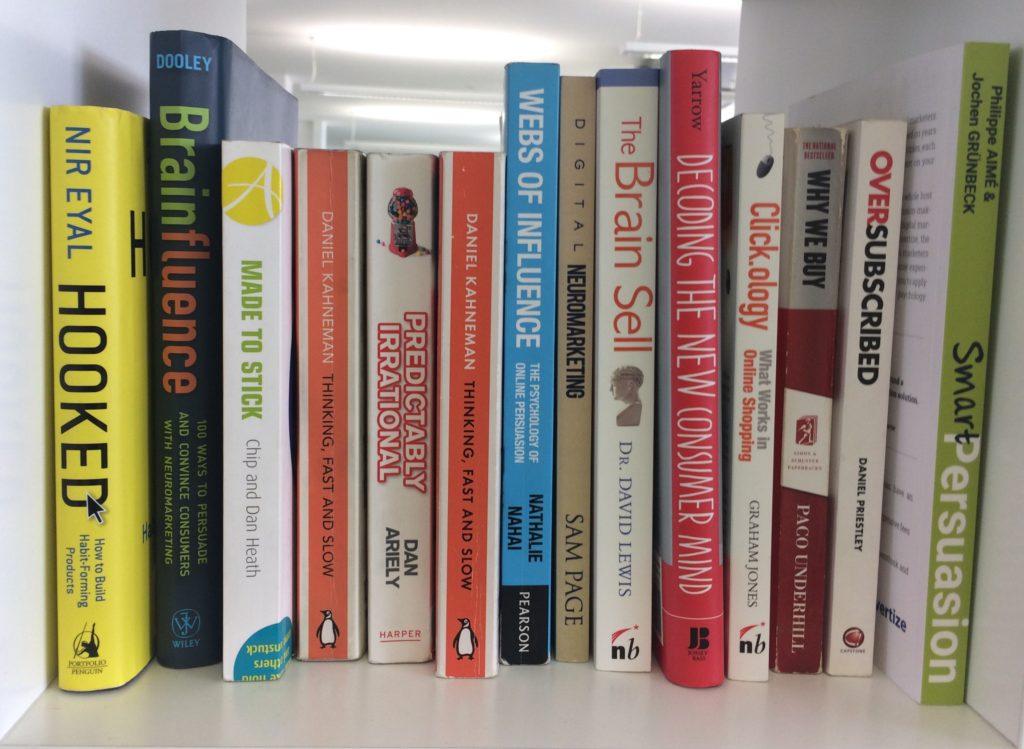 Livres de Neuromarketing - 13 Livres
