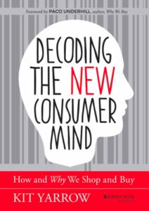 Livres de Neuromarketing - Decoding the new consumer mind