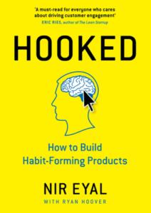 Livres de Neuromarketing - Hooked