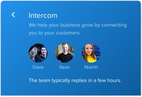 Meilleures Alternatives a Intercom