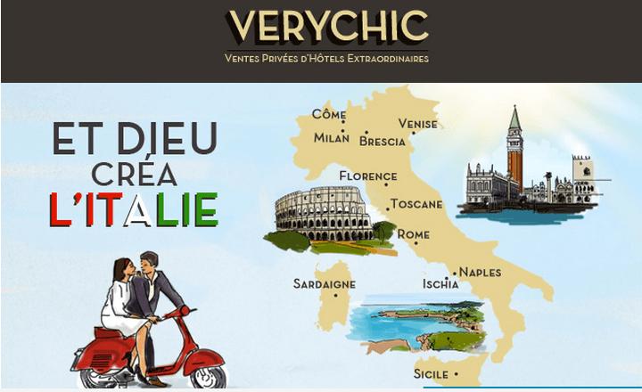 Newsletter VeryChic Voyage