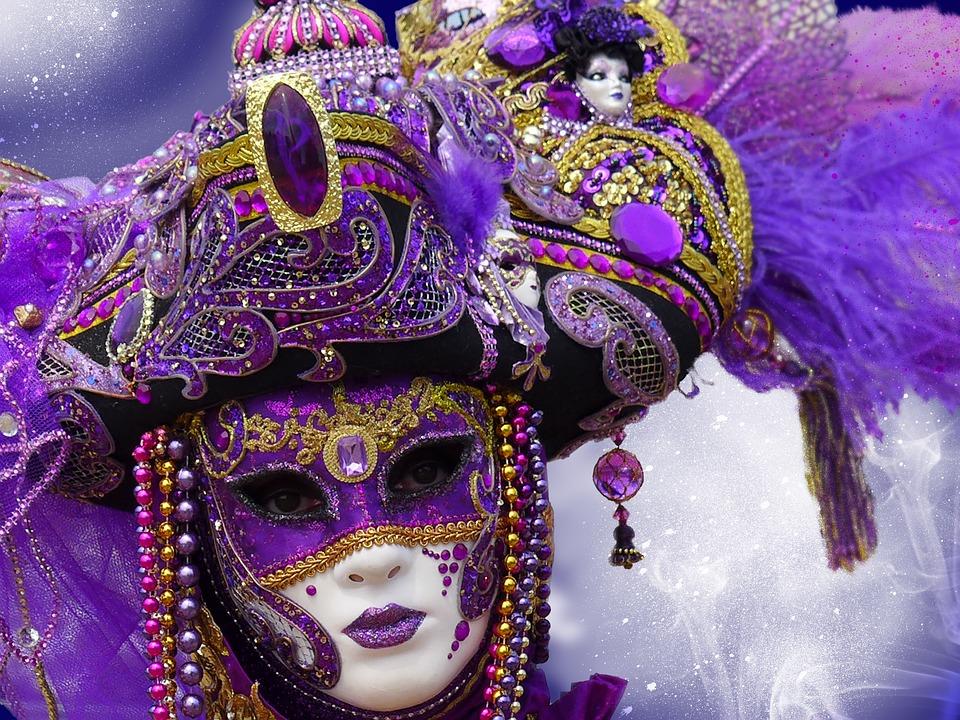 masque vénitien et preuve sociale