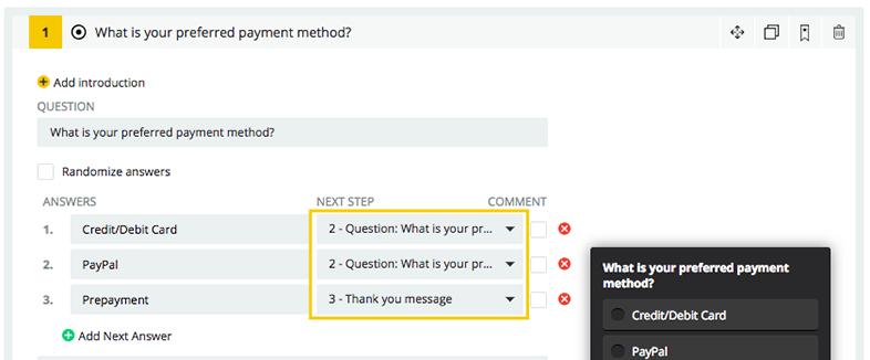 survicate - outil de feedback client