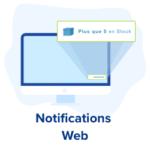 notifications web