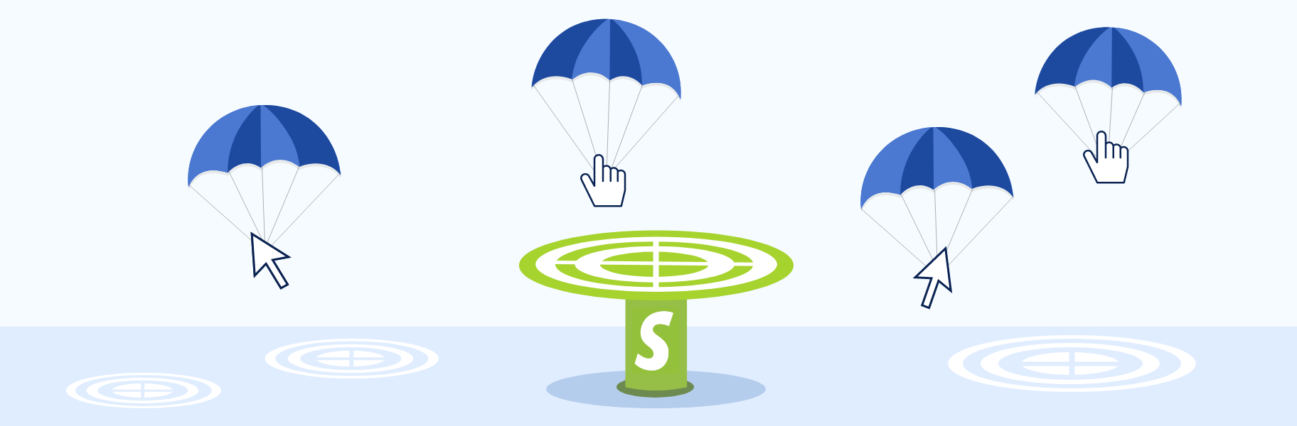 lading page pour shopify