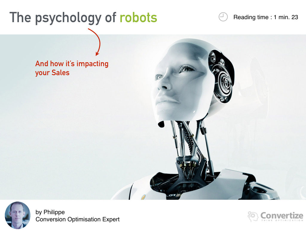 The Psychology of Robots
