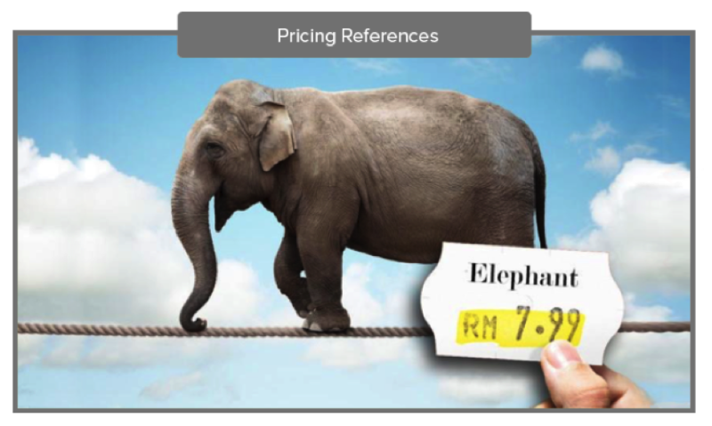 reference pricing example