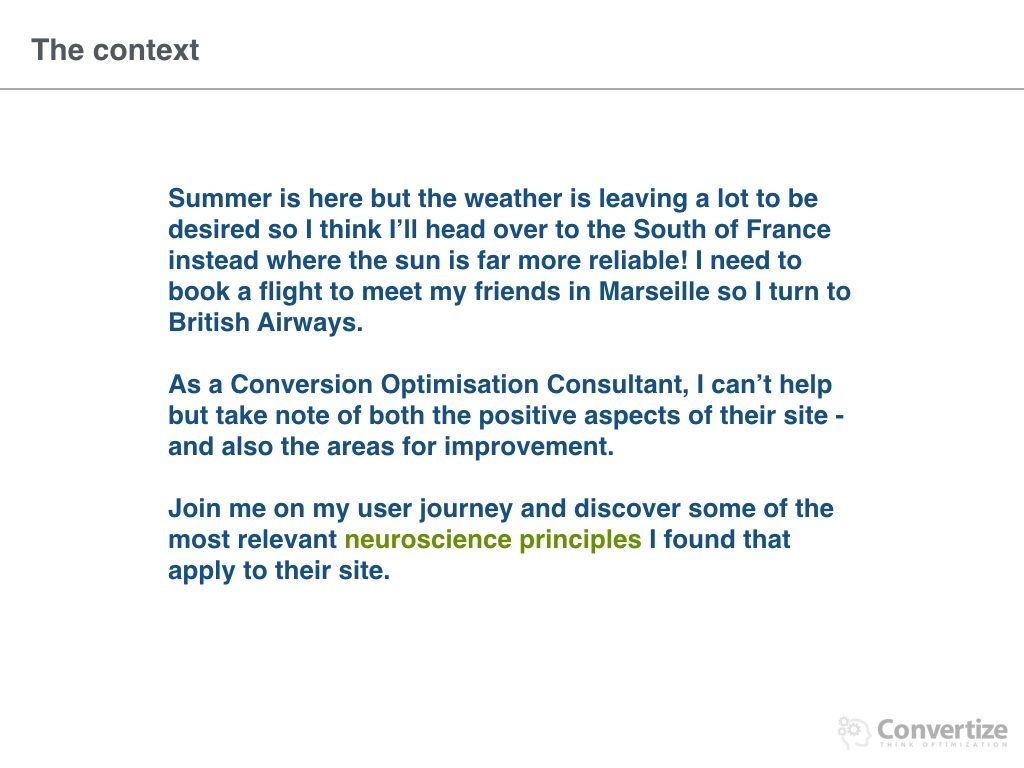 British_Airways_conversion_process.003-1024x768 8 Neuromarketing Principles Used by British Airways to optimise their Conversions Rates