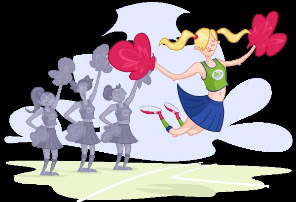 Biais cognitifs - cheerleader effect - Convertize