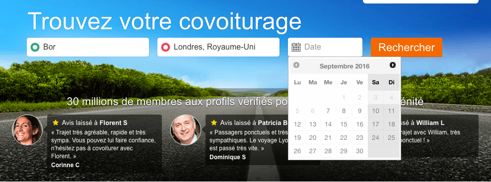 BlaBlaCar-Optimization-HomePage-Convertize