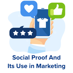social proof used in marketing
