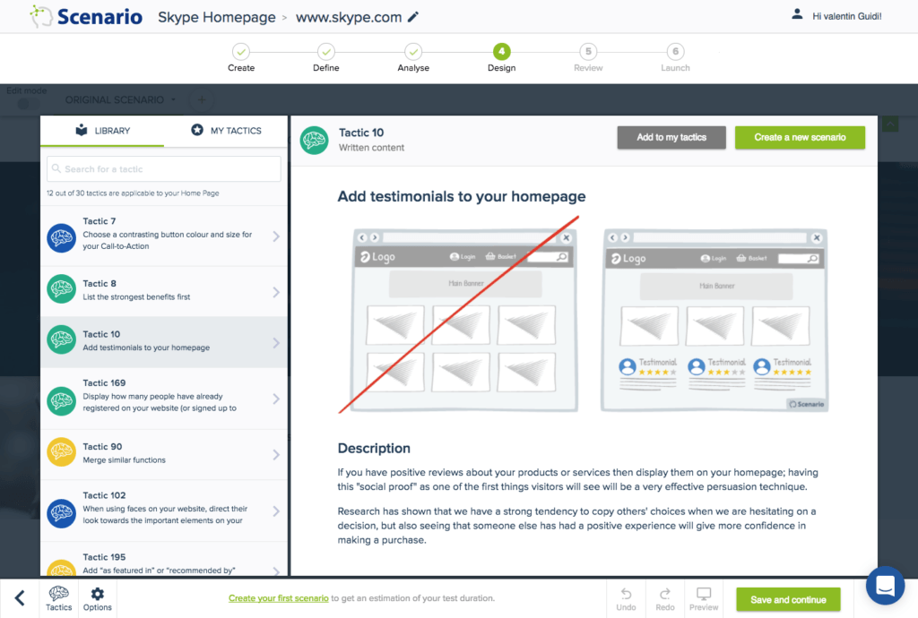 Social Proof: Make your website more trustworthy by adding testimonials