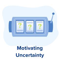 motivating uncertainty marketing