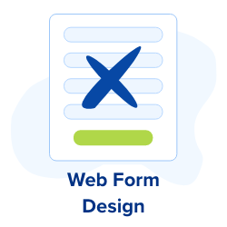 designing web forms