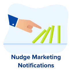 nudge marketing notifications