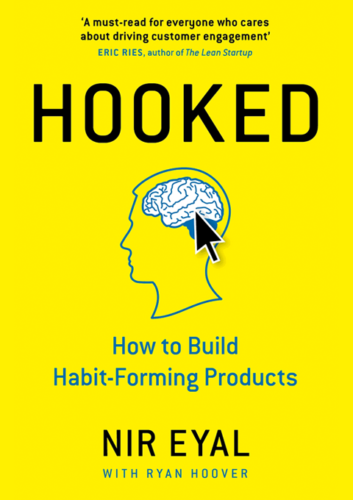 Neuromarketing Book - Hooked - Nir Eyal