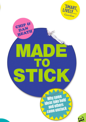 Neuromarketing Book - Made to Stick - Heath
