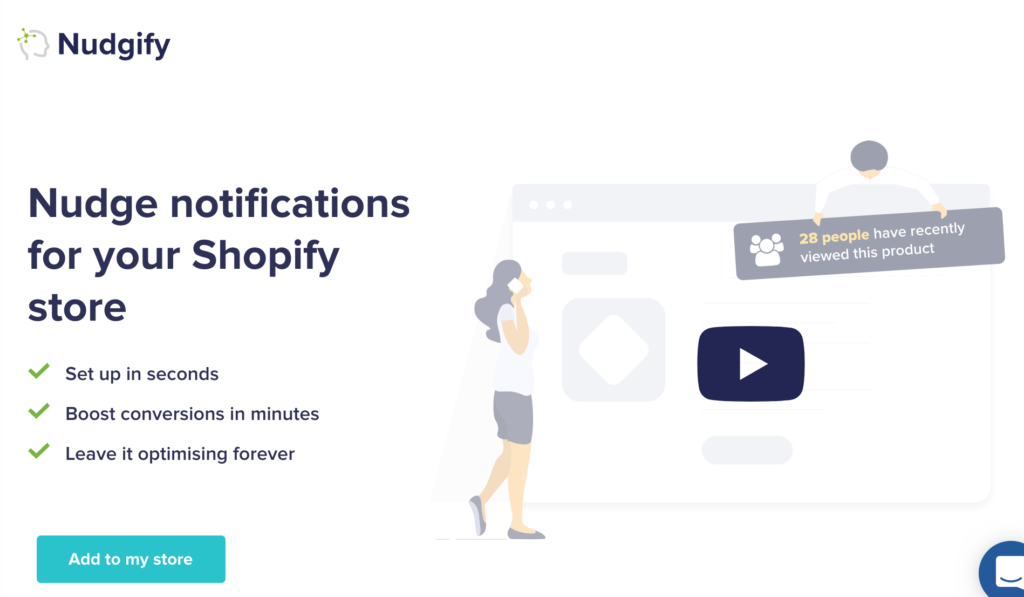 Shopify Social Proof App