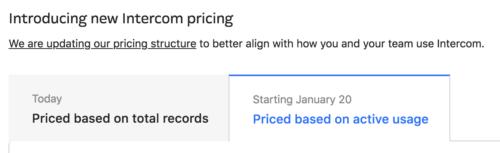 Intercom Alternatives - Intercom New Pricing