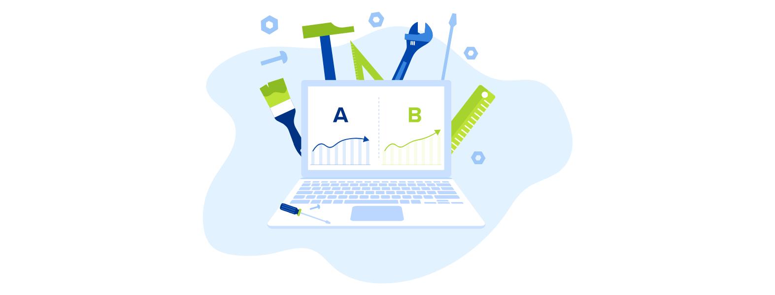 split-testing, a/b/n and multivariate testing tools