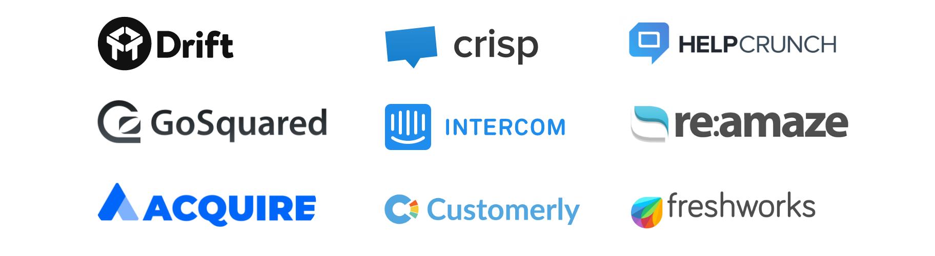 intercom alternatives 2019