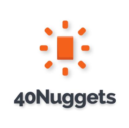 forty nuggets cro platform logo