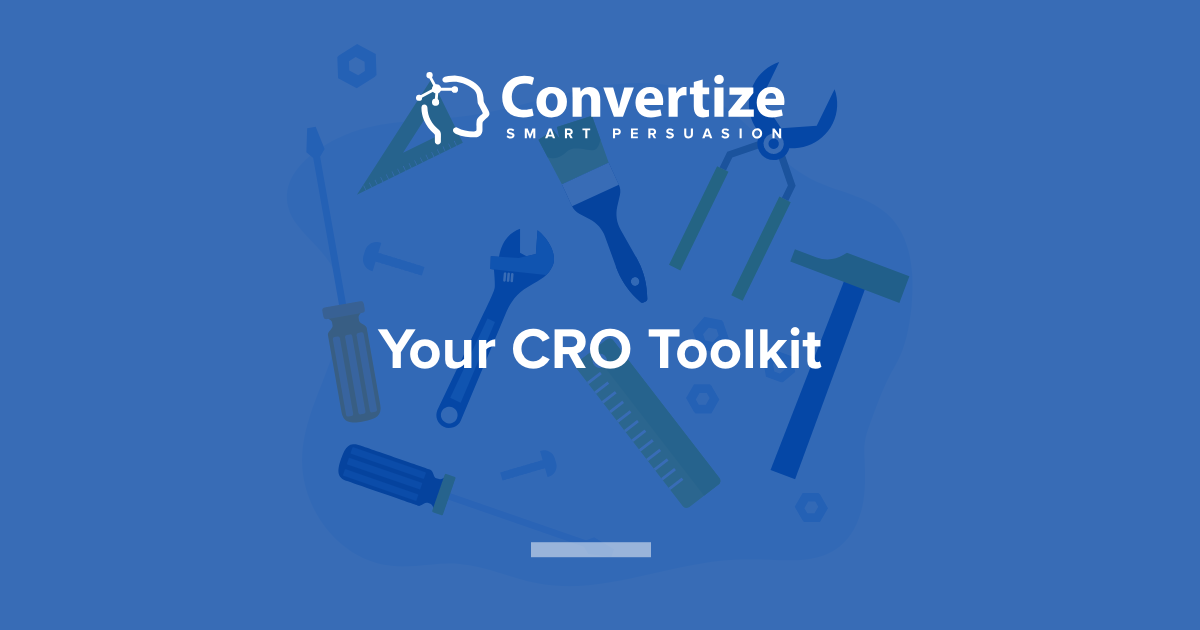 The 32 CRO Tools Every Digital Marketer Needs in 2019