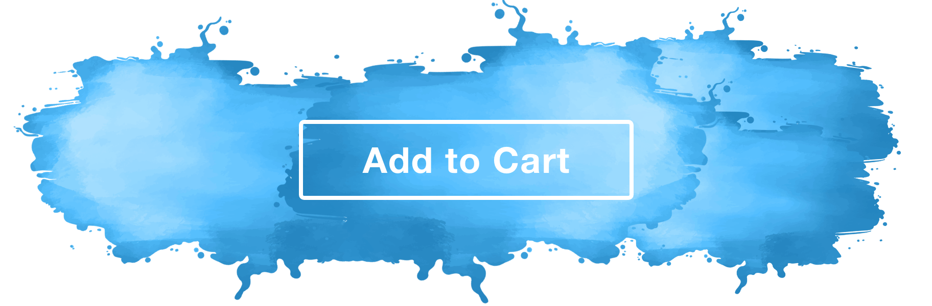 add to cart button blue