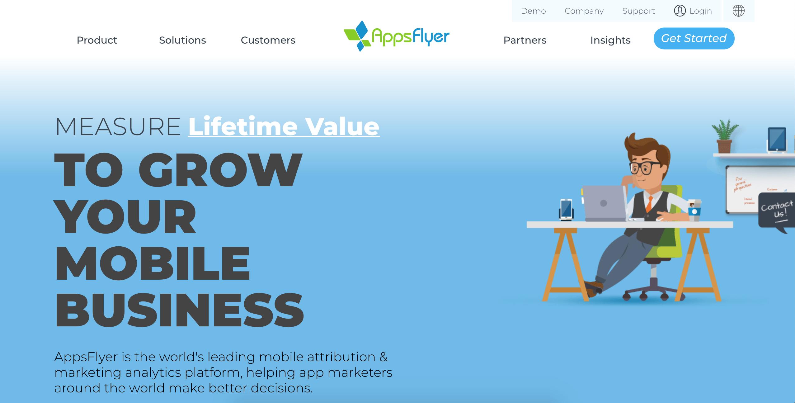 appsflyer cro analytics tool