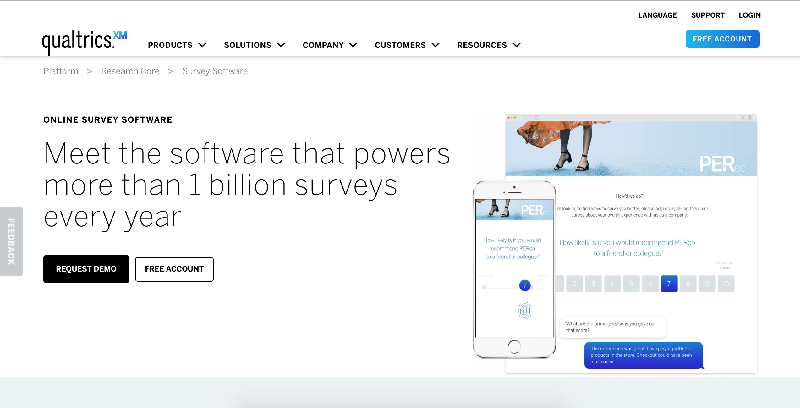 qualtrics survey tool