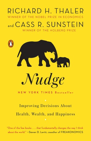 nudge marketing book