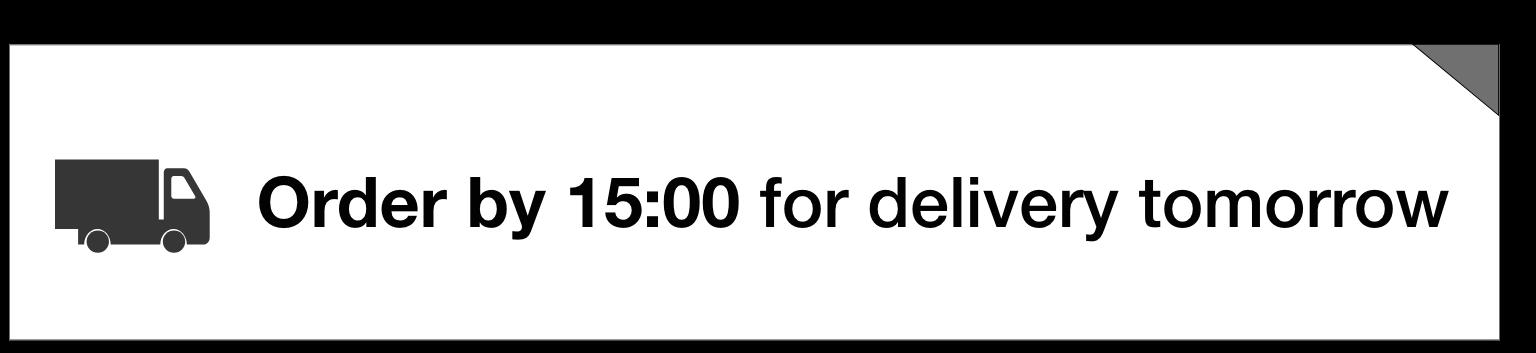 urgency website notification