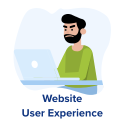 website ux design