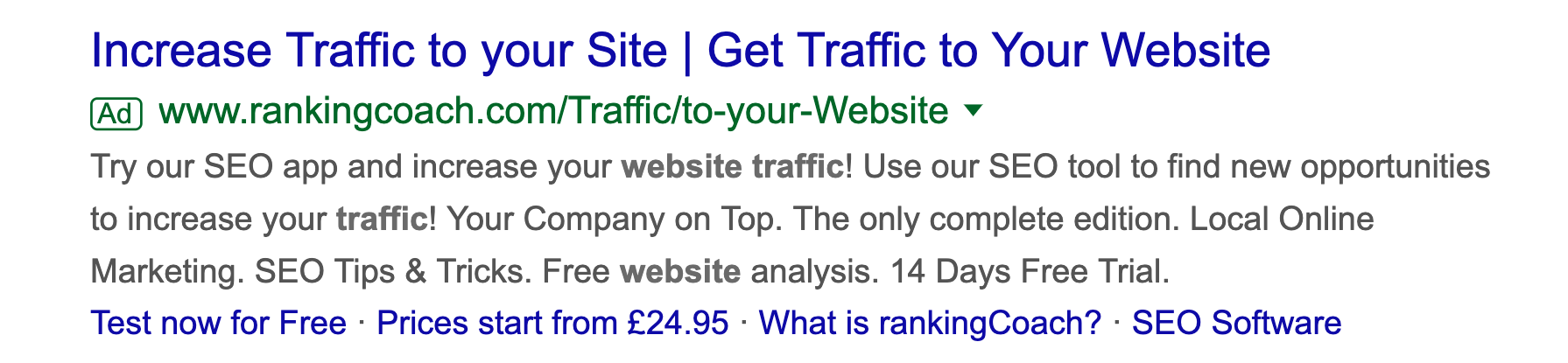 optimization google ad